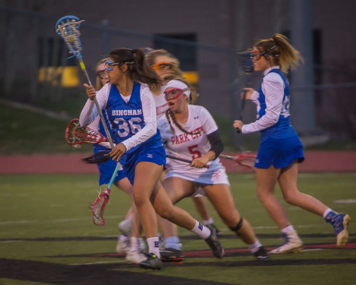 Bingham High School Girls Lacrosse